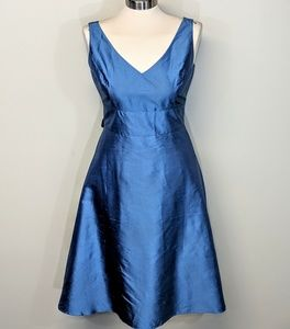 Ann Taylor Taffeta Party Dress
